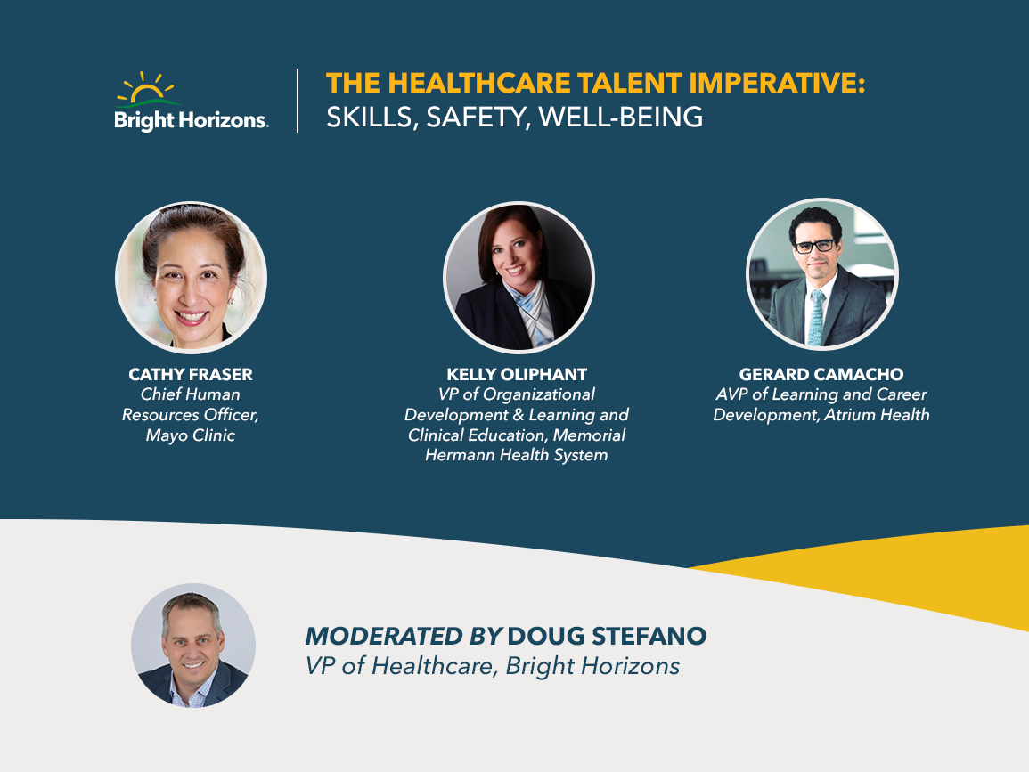 The Healthcare Talent Imperative
