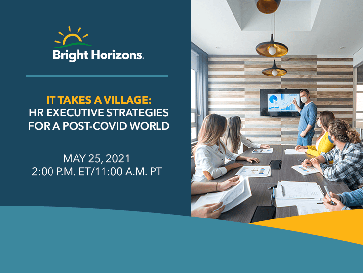 It takes a village webinar