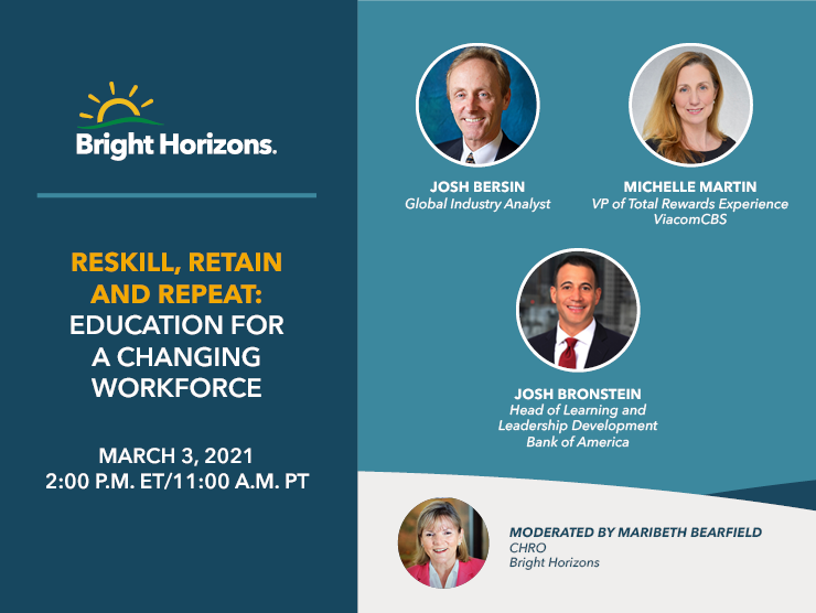 workforce webinar panel
