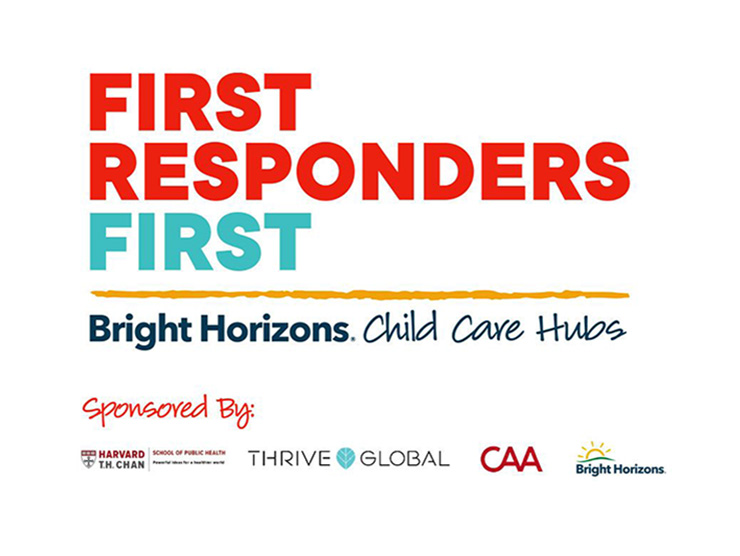 First Responders First logo