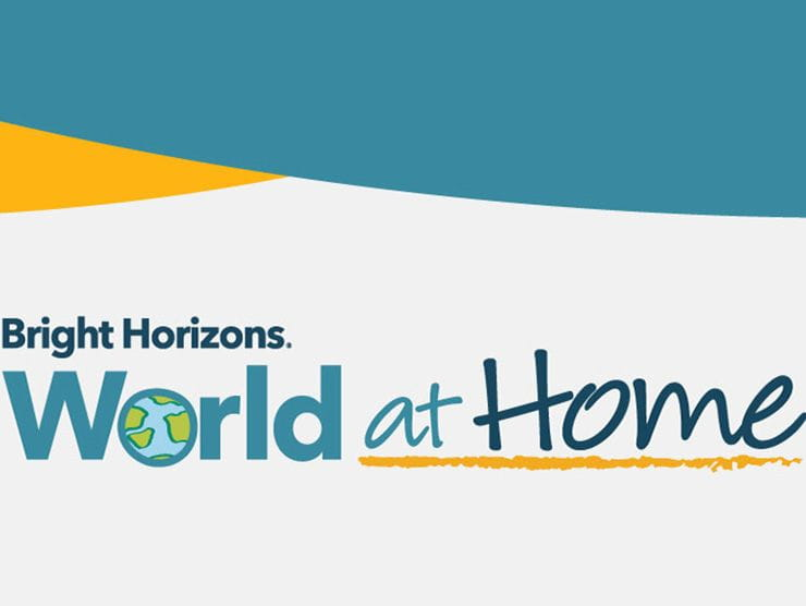 Bright Horizons World at Home logo
