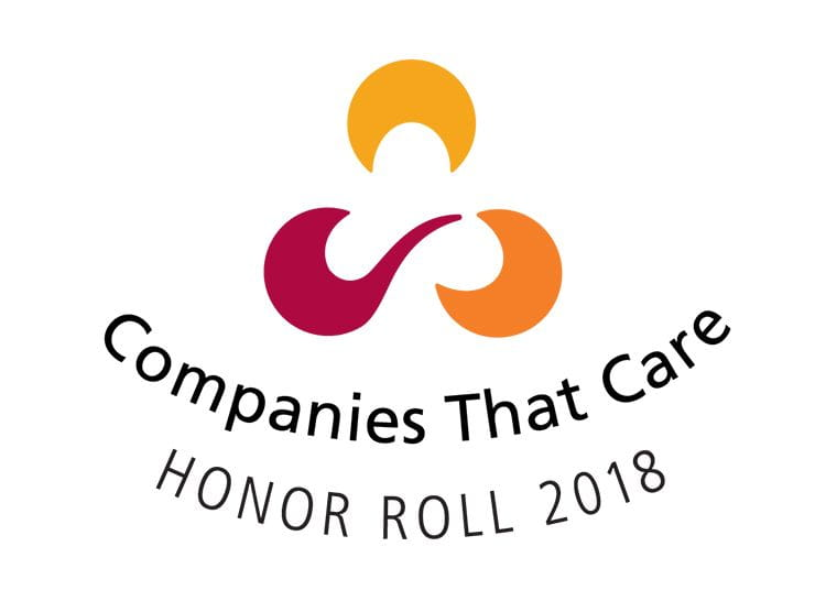 Companies That Care Honor Roll 2018