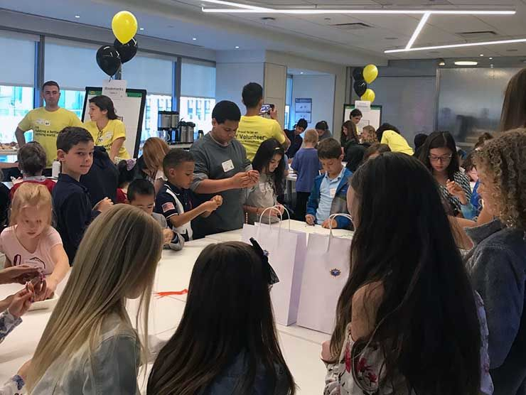 EY Celebrates Take Your Child to Work Day