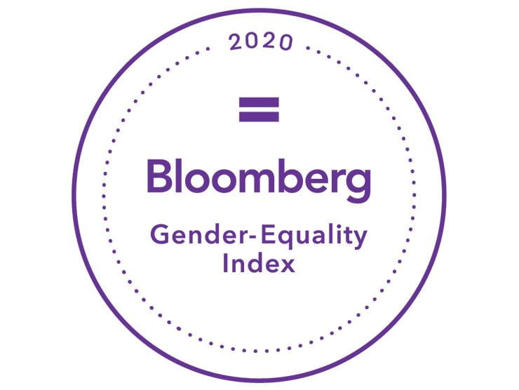 2020 Gender Equality Index logo