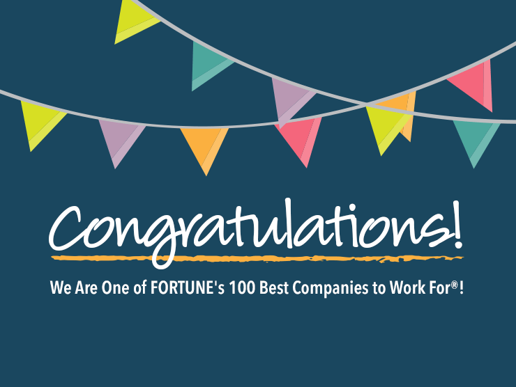 2019 FORTUNE 100 Best Companies to Work For