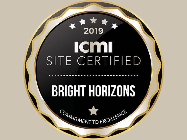 ICMI Contact Center Site Certification 2019 badge