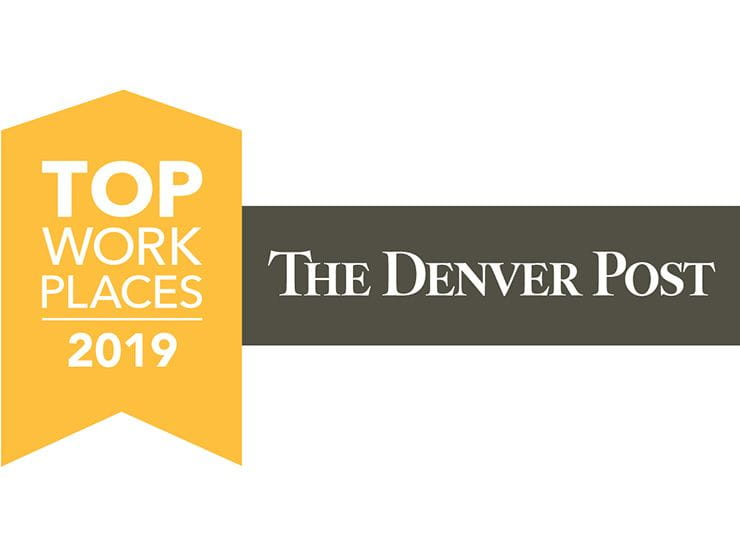 Denver Post Top Places to Work 2019