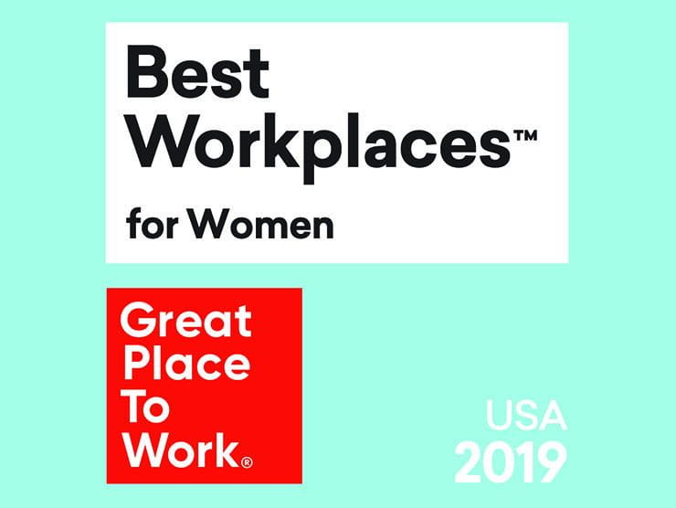 Fortune Best Workplaces for Women 2019