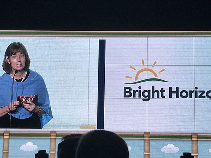 Bright Horizons COO Mary Lou Burke Afonso