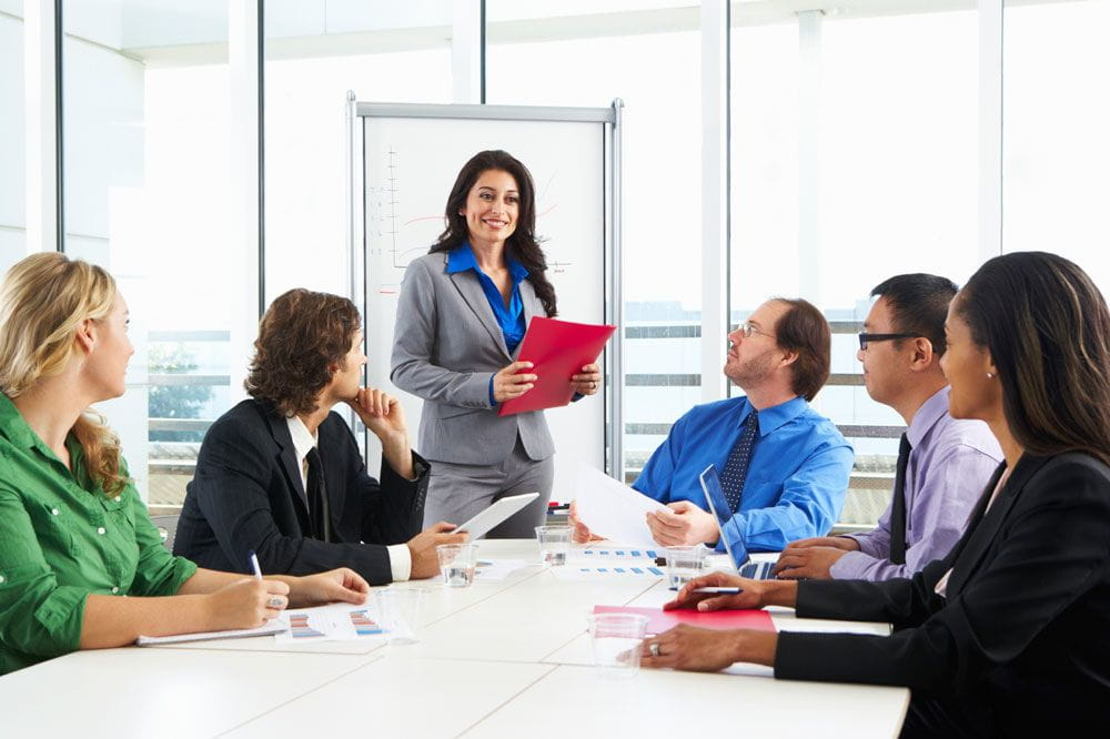 women in leadership tips