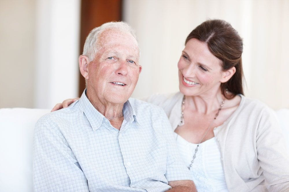 Caring for an Aging Parent & Working