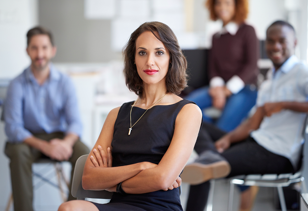 women in top management