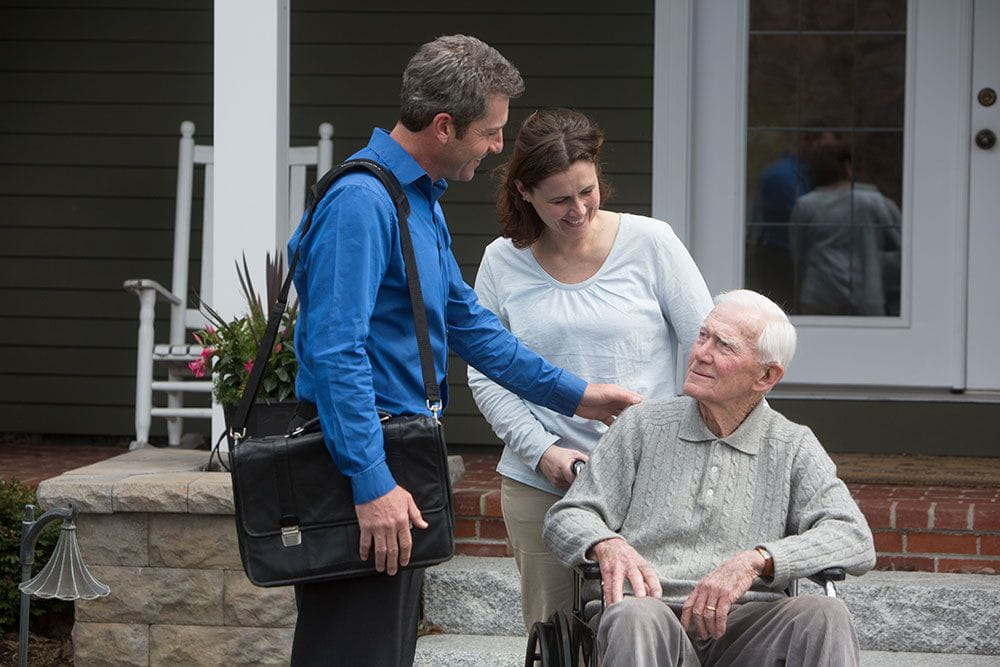 elder care benefits