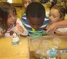 Water Pollution Lesson at Boynton Beach Preschool in FL