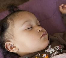How much sleep do kids need for naptime and nighttime