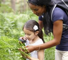 outdoor family fun and educational