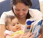 Why is it important to read to babies and infants?