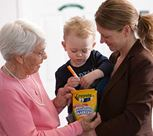 Transition from Grandparent Care to Daycare