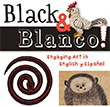 Black and Blanco Children's Book