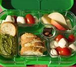 Lunchbox Makeover | Healthy Nutritious Lunches