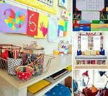 Creating a homework space for kids