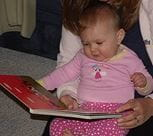 How to inspire a love of books from infancy