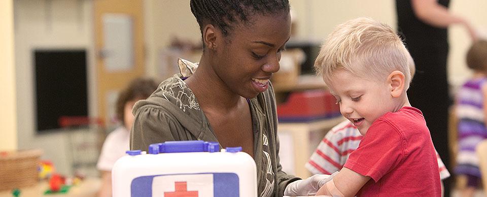 Children S Health Amp Safety At Bright Horizons Bright