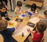 Pembroke Preschool Space Galaxy Activity for Kids